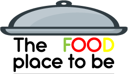 Logo de The FOOD place to be